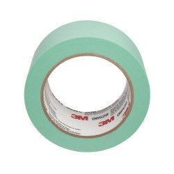 3M 19mm Precision Masking Tape, Green - by Grove