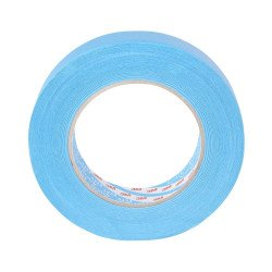 Scotch 18mm x 50m Blue High Performance Masking Tape 3434, 48 rolls