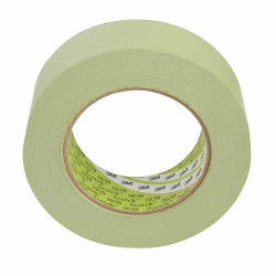 Scotch 18mm x 50m Premium Auto Refinish Masking Tape 3030, 48 rolls