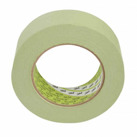 Scotch 48mm x 50m Premium Auto Refinish Masking Tape 3030, 20 rolls