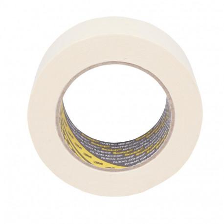 Scotch 48mm x 50m Masking Tape 2328,  1 roll - by Grove