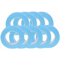 Scotch 24mm x 50m Blue High Performance Masking Tape 3434, 9 rolls
