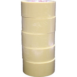 5 rolls of GTI High Quality Masking Tape 48mm x 50m