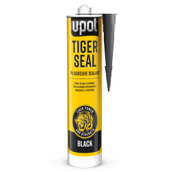 Upol Black 310ml Tigerseal Cartridge - By Grove