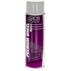 GTi Premium Wheel Silver Aerosol 500ml