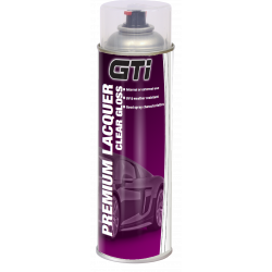 GTi Premium Super Gloss Lacquer (Clearcoat) aerosol 500ml - by Grove