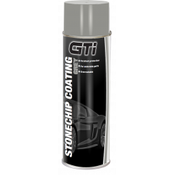 GTi Grey Stonechip Aerosol Coating 500ml - by Grove