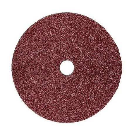 3M P60+ 115 x 22mm Fibre Disc 782C, Qty of 25 - by Grove