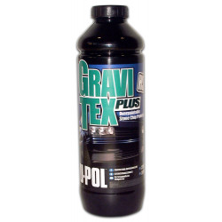 Upol Black Gravitex HS Stonechip 1lt - by Grove
