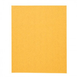 3M P60 Abrasive Sheet, 230 mm x 280 mm, No Hole, Qty of 50 - by Grove