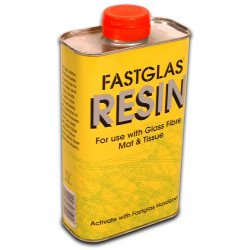 Upol Fastglas Fibre Glass Resin, 1 ltr - by Grove