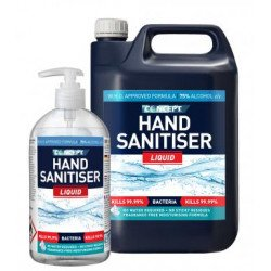 Concept 5 litre WHO approved Hand Sanitiser - by Grove
