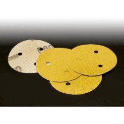 3M P500 75mm Hookit Disc 255P, 3 Hole, Qty of 50 - by Grove