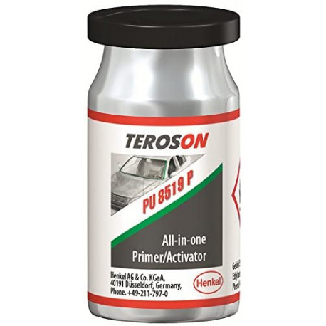 Tersotat 8519P Windscreen Glass Primer and Activator 100ml