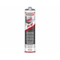Teroson PU 9200 Bonding Sealer, Black, 310ml cartridge
