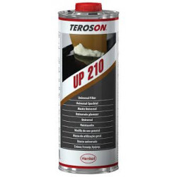 Teroson UP210 (Plastic Padding Ultima) Univ Body Filler 2.655kg cartridge