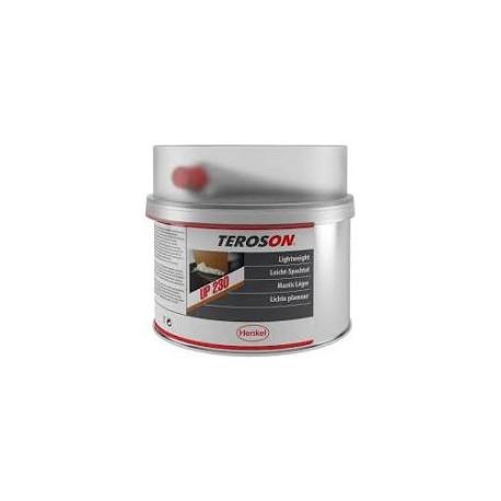 Teroson UP230 (Plastic Padding PP50/PP100) Lightweight Bodyfiller 535g tin