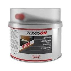 Teroson UP230 (Plastic Padding PP50/PP100) Lightweight Body Filler 1950g tin