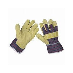 Sealey Rigger's Gloves, Pair