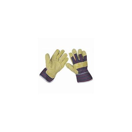 Sealey Rigger's Gloves, Pair