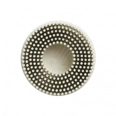 3M 50mm White Fine Roloc Bristle Disc, Qty of 10