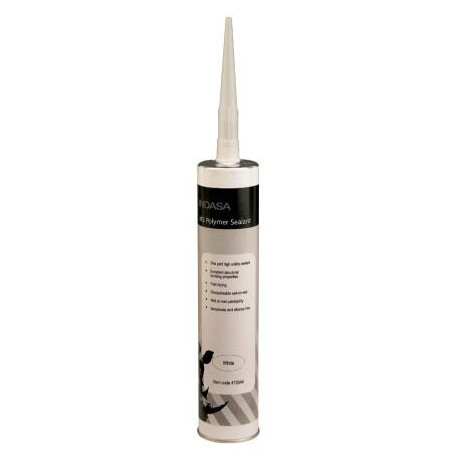 Indasa Black MS Polymer Sealant, 290ml cartridge