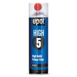 Upol Dark Grey High Build Primer Aerosol 450ml