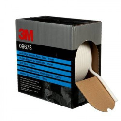3M 13mm x 5m Soft Edge Foam Masking Tape