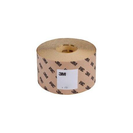 3M P80 115mm x 50m Abrasive Roll of Production Paper