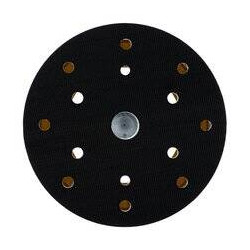 3M 150 mm, 5/16 in Standard Hookit Back-up Pad, 15 Hole