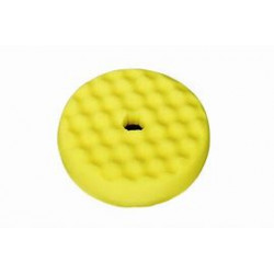 3M 216 mm Yellow Perfect-It Foam Polishing Pad, Quick Connect