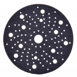 3M 150 mm x 10 mm, Soft Hookit Interface Pad,  Multi Hole