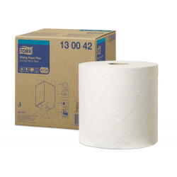 Tork Wiping Paper Plus, 23.5cm x 255m Roll [130042]