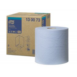 Tork Heavy Duty Wiping Paper, 23.5cm x 170m Roll [130073]