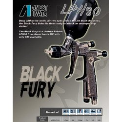 LPH80 Limited Edition Black Fury 1.2MM - SPECIAL OFFER