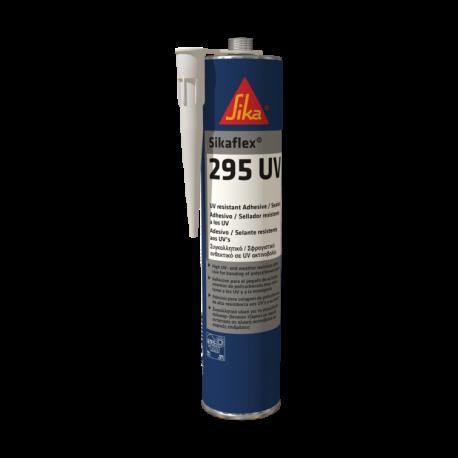 Sikaflex 295UV Black Marine Sealant and Glazing Adhesive C5002 CTR, 300ml cartridge