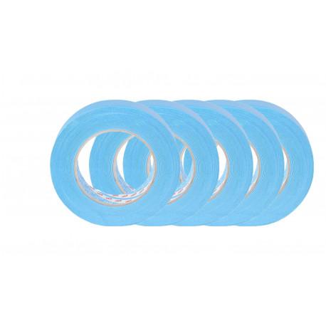 Scotch 48mm x 50m Blue High Performance Masking Tape 3434, 5 rolls