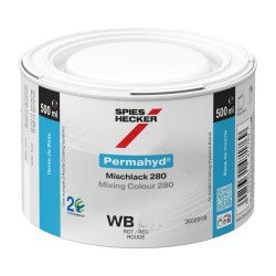 Spies Hecker WB831 Transparent Oxide 500ml