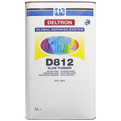 PPG Deltron Slow Thinner D812 5lt.