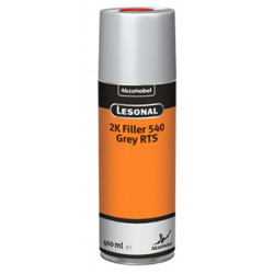 Lesonal 2K 540 Grey Primer Aerosol 400ml.