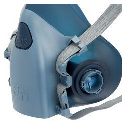 3M Large Re-useable Half Mask Respirator.