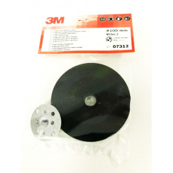 3M Fibre Disc Back-up Pad, 100 mm.