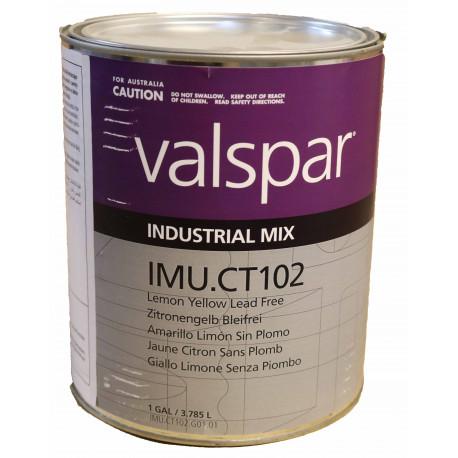 Valspar LIC Tinter CT102 Light Yellow 3.75lt.