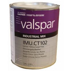Valspar LIC Tinter CT103 Mid Yellow 3.75lt.