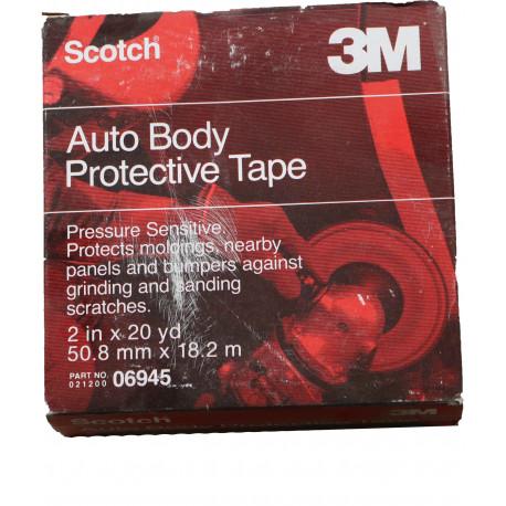 3M Auto Body Protective Tape.