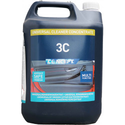 Concept 3C Cleaner Concentrate 5lt