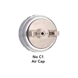 Devilbiss Conventional Air Cap C1 for GFG & JGA Pro Sprayguns