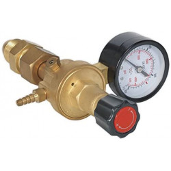Sealey MIG Gas Regulator 1 Gauge