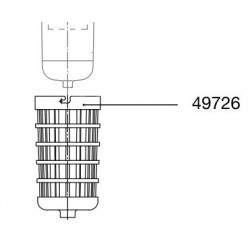 Sata Protective Filter Cage