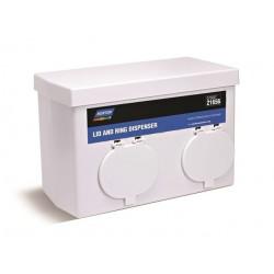 Norton Lid & Ring Dispenser for all sizes.